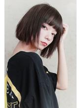 〈EARTHISART表参道〉切りっぱなしクラシカルボブ☆.1