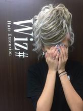 お祭り盛り髪★ 盛り髪.25