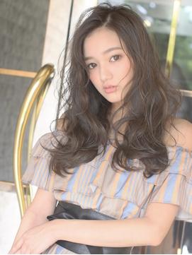 ENLIED☆ルーズウェーブで作るツヤ髪ロング☆