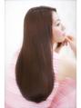 【FORTE 銀座】潤い&艶髪ストレート 梅雨対策、湿気対策に
