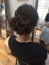 ニュアンスまとめ髪スタイル.44
