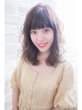 【el zafiro  kitahama】ゆるふわ ピュア セミディ.13