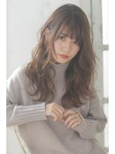 【Aura】外国人風カラー☆ベージュ3Dカラー.15