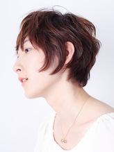 """【木曽川】""""賞美期限""""の長いスタイル作りがモットー。髪が伸びても可愛いスタイルをキープの再現性が◎"""