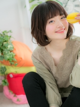 【macaron】カジュアルワンカールボブ ボーイッシュ.31