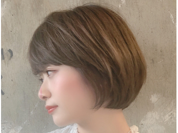 ヘアスペース ココ 渋谷(hair space COCO)(東京都渋谷区/美容室)