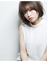 「THE C 橋本」暗髪 小顔前髪 ショートボブヘア.15