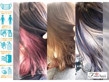 エフミックスヘアーズ(F MIX HAIR'S)