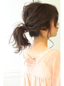 ☆ShellBearヘアアレンジ☆【銀座・東銀座】