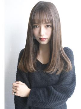 【卵型面長】大人かわいい美髪簡単スタイリングワンカールby橋本