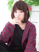【PATIONN武内秋立】Aライン小顔ヘア 春色.28
