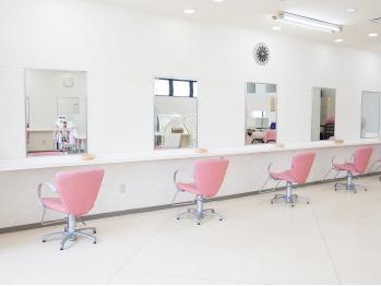 美容室トップス フレスポ本荘店(Tops)(秋田県由利本荘市/美容室)