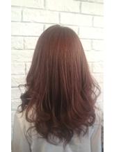 ツヤ髪 ピンクブラウン.46
