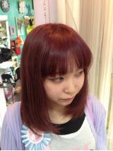 春色キラめくWカラー  紫 春色.45