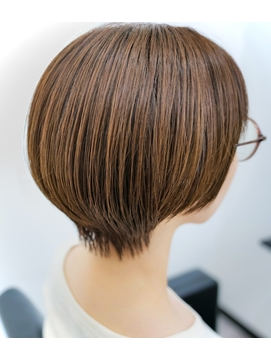 Hair Salon for D × ショートボブ