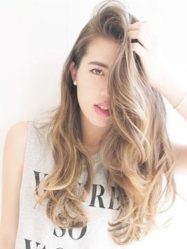 Christina ◆W gradation color