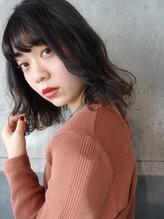 【keen×高橋】 ブルーブラック×艶カラー.25