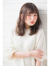 【drive for garden西川】黒髪フェアリーデジタルパーマ小顔ロブ うるツヤ.5