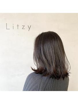巻き髪簡単ふんわりレイヤーカット《 福島沙季 》