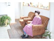 ヘアガーデンチェレステ(hair garden celeste)