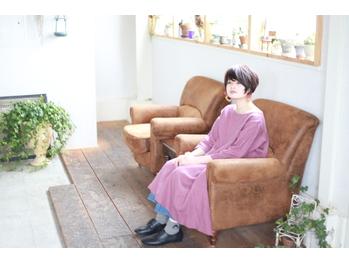ヘアガーデンチェレステ(hair garden celeste)(徳島県徳島市/美容室)