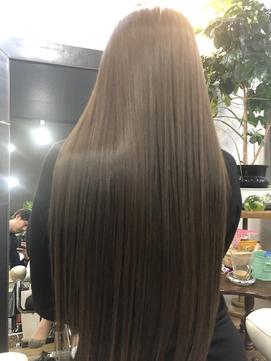 モテ髪サラサラスーパーロング
