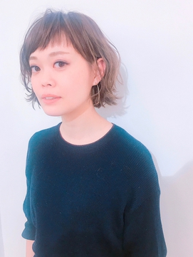 【M.SLASH】無造作ナチュラルボブ[世田谷/桜新町]