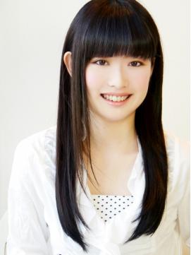 【ヘアジュレドゥ 花井】 黒髪潤いストレート