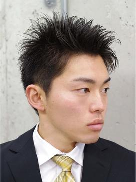 就職活動・新社会人の髪型