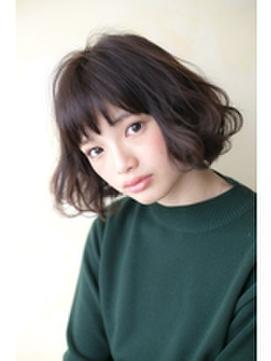 【ohana/表参道】髪を綺麗にモーブカラーのくびれタンバルモリ