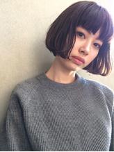 【Lomalia表参道/原宿】☆ セクシー・ラフボブ ☆.37