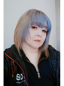 【very-very美容室siomi】シャギーカット