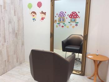 ヘアラウンジ コモレビ(hair lounge comorebi)