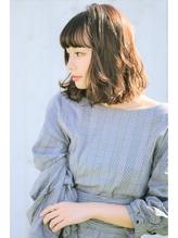 切りっぱなしボブディ【Monan町田】.52