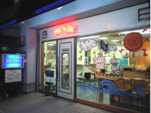 入りやすい雰囲気のお店
