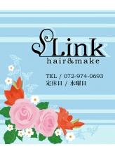 ヘアアンドメイク リンク(hair&make Link)