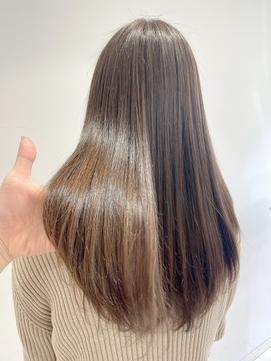 風になびくサラツヤ美髪ロング★★