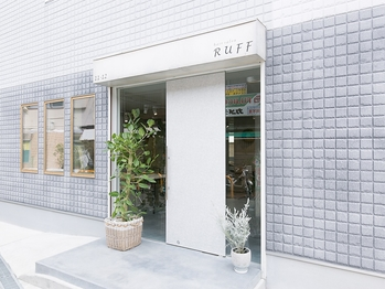 ラフ(RUFF)(大阪府寝屋川市/美容室)