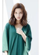 簡単スタイリング30代40代大人かわいいグレージュパーマ☆.41
