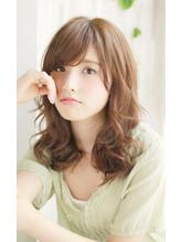 美髪デジタルパーマ/バレイヤージュノーブル/クラシカルロブ/459 Oggi.48