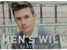 メンズ ウィル バイ スヴェンソン 渋谷スタジオ(MEN'S WILL by SVENSON)の詳細を見る