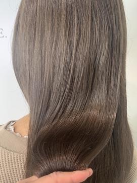 ミントグリーン×美髪×髪質改善