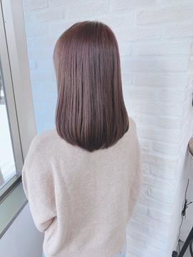【felice】髪質改善 大人綺麗なサラ艶スタイルに 30代・40代◎