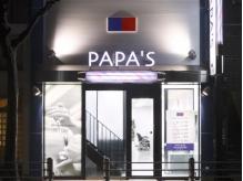 パパス PAPA'S 姫島店