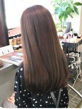 """【新感覚ストレートパーマ""""ヘアチューニング""""】傷めず髪質改善、自然でしなやかなストレートが叶う!!"""