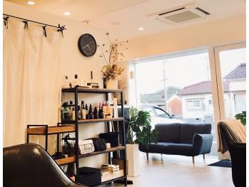 アトリエ ヘア クローゼット(atelier Hair Closet)(岡山県岡山市北区)