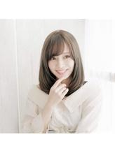 【錦糸町Agate】愛されワンカールセミディ つやつやストレート ミセス.43