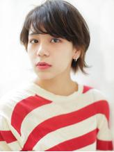 【MODE K's調布】ヘルシーレイヤーショート×イルミナカラー風.4