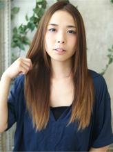クールフェミニン×重めスタイル×外国人風グラデ【横須賀中央】 .47