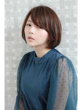 【MINX加茂愛仁】OLさんに大人気!オフィス向けストレートボブ.57